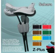 Zaldi endurance saddle - Sahara
